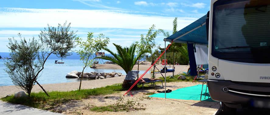 campeggio in croazia campeggio camping stobre split